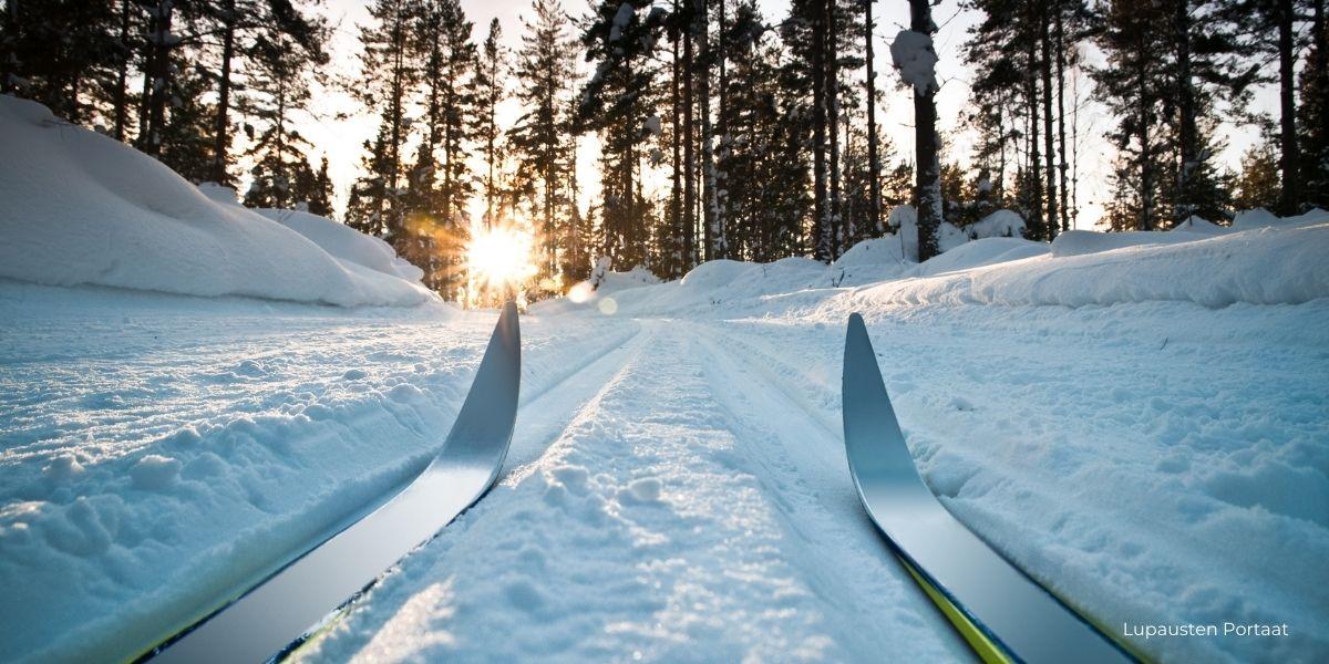 hiihto-harrastus